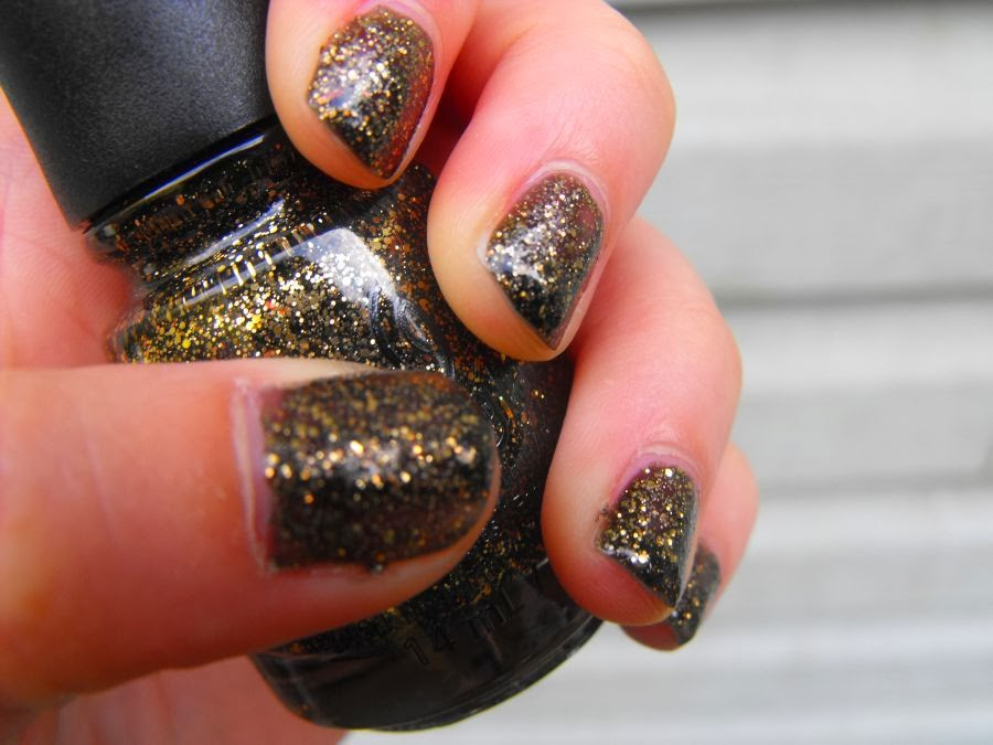 Faerie Tale Nails: October 2013