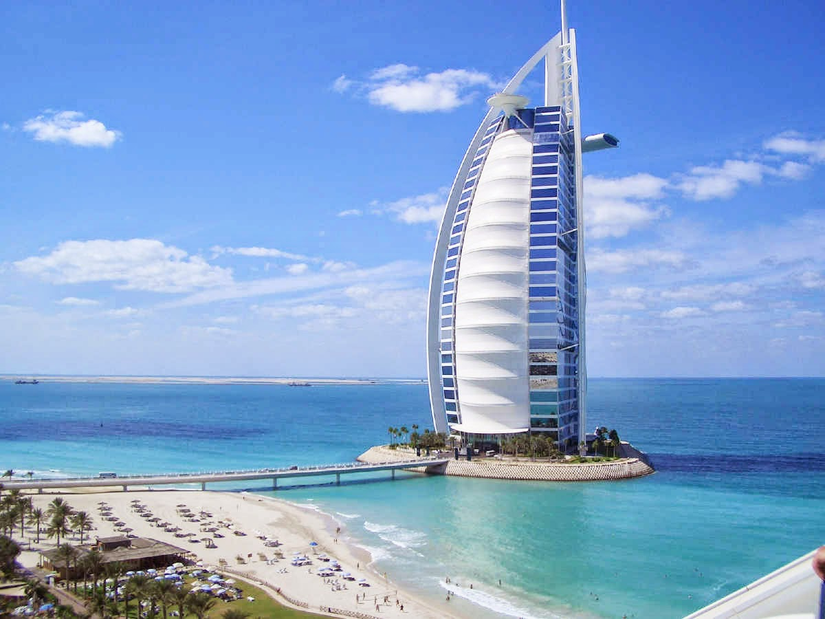 The Most Important Tourist Places In Dubai Samextra