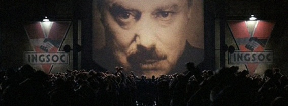 Nineteen-Eighty Four (1984) Big Brother