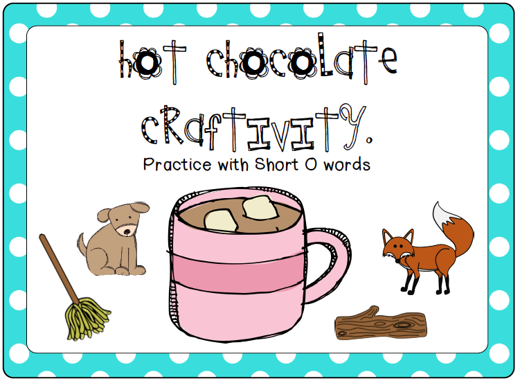 http://www.teacherspayteachers.com/Product/Hot-Chocolate-Short-O-Practice-480266