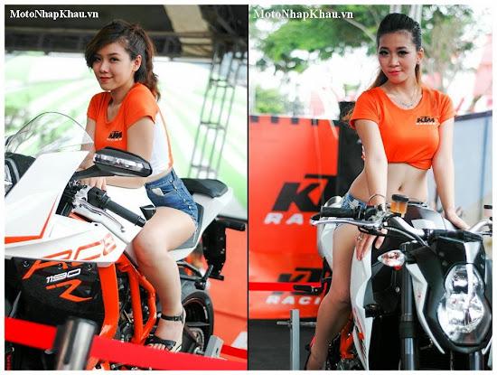 Moto KTM Việt Nam