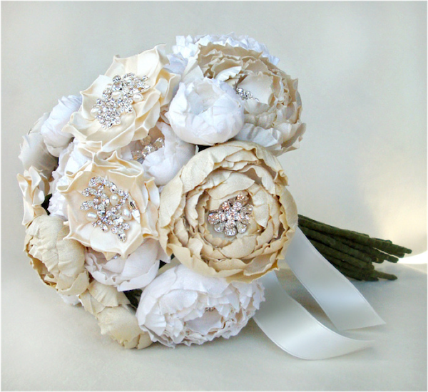 Wedding Flowers Fake Silk Flowers For Your Bridal Bouquet Have Your Dream Wedding