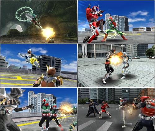Beberapa gambar dari Kamen Rider:CHF