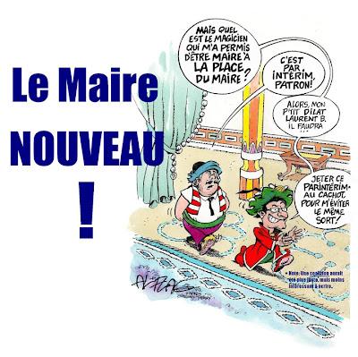 Pastiches, detournements, plagia de vos personnages préférés ! - Page 8 Le+Nouveau+Maire