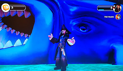 Disney Infinity Review Monstro Whale Jack Sparrow