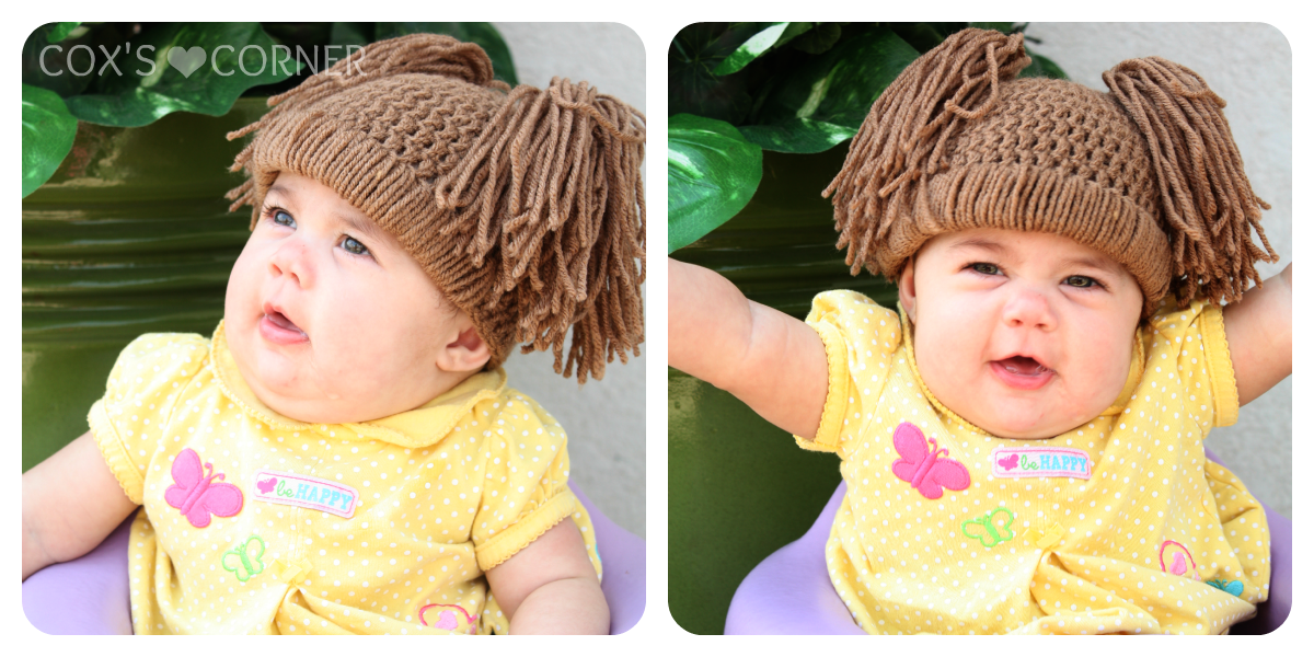 Crochet Pattern For Cabbage Patch Baby Hat : What Does The Cox Say?: January 2014