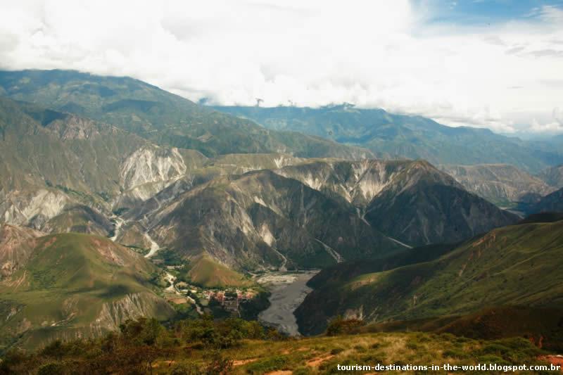 Parque Nacional del Chicamocha - Colômbia