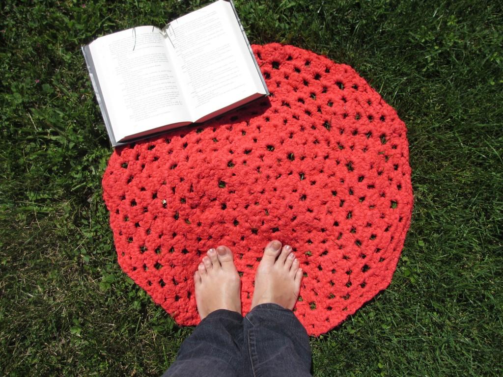 Al lío con el trapillo - Ideas trapillo alfombras