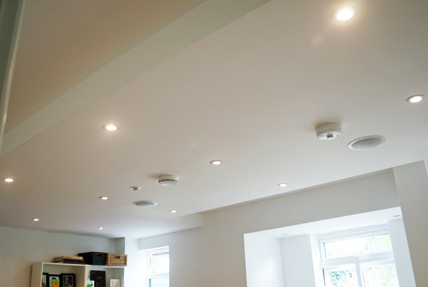 Saftey   The Main Areas Are Protected By A Premium Quality Smoke Detector,  Carbon Monoxide Detector And Heat Detector. The Hallway PIR Lighting Forms  Part ...