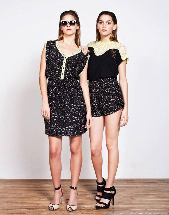 La Cofradía moda primavera verano 2014 mujer.