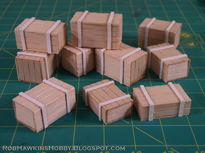 Rob Hawkins Hobby: Making Crates