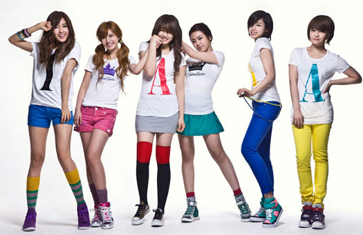 Girl Band Korea KPop Tercantik