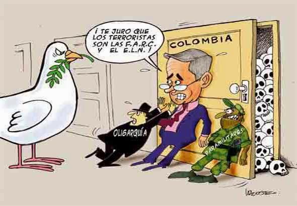 Uribe, ex-presidente da Colômbia, investigado por responsabilidade em presumíveis 3000 assassinatos