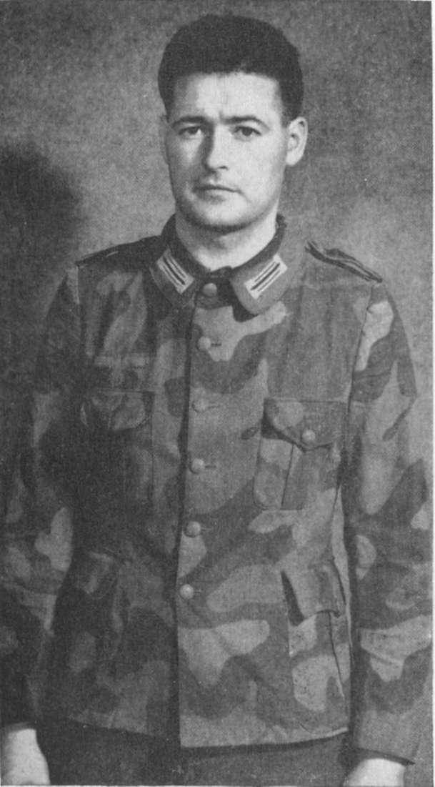 Les tenues allemandes en camouflage italien. 30-451-09-11