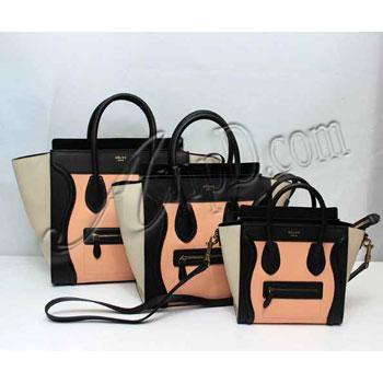 buy celine phantom bag - celine three-tone luggage