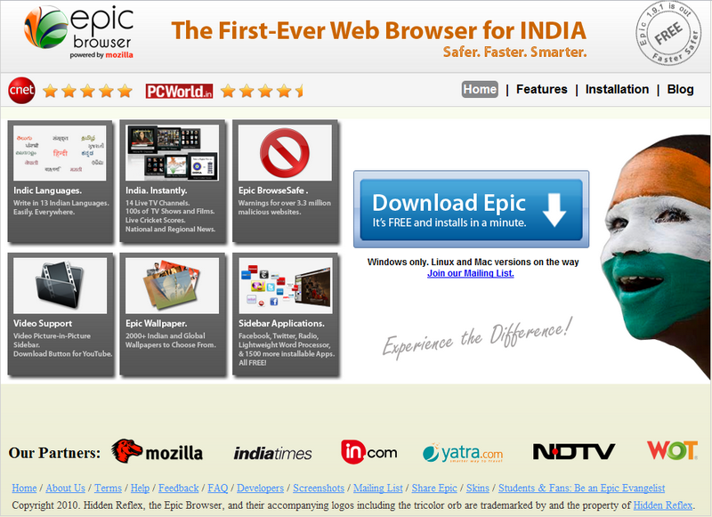 Free Browser