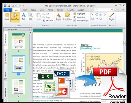 Wondershare PDF Editor 3.6.2.15 Full İndir