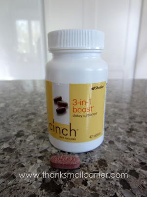 Shaklee Cinch 3-in-1 Boost