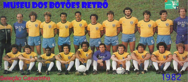 Lembranças da Copa de 1982