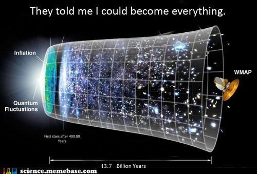 these cosmic phenomena travel faster
