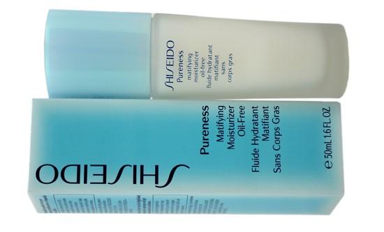 Pureness Matifying Moisturizer Oil-Free da Shiseido