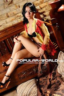 hot Ririen Tjandra for Popular Magazine, November 2012 (Part 3)
