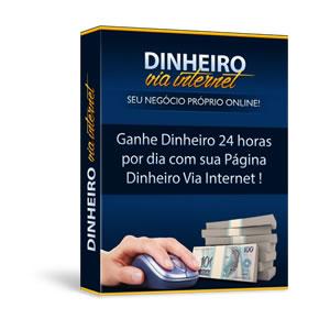 Adquira uma Página Automática Dinheiro Via Internet