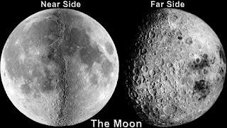 من على بعد مليون ميل من الأرض كاميرا EPIC تلتقط لنا صورة الوجه الآخر للقمر الذي لم نره منذ 1959