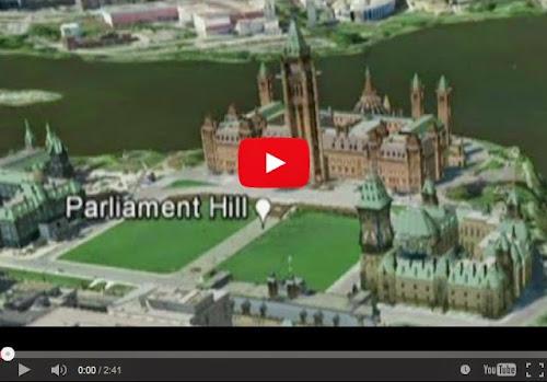 Tiros e explosões dentro do Parlamento do Canadá