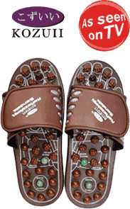 KOZUII REFLEXOLOGY SANDALS, Rp.265rb
