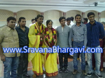 Sravana Bhargavi Marriage Photos