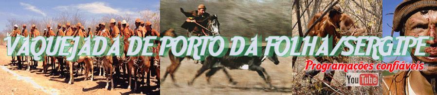 Vaquejada de Porto da Folha/Sergipe