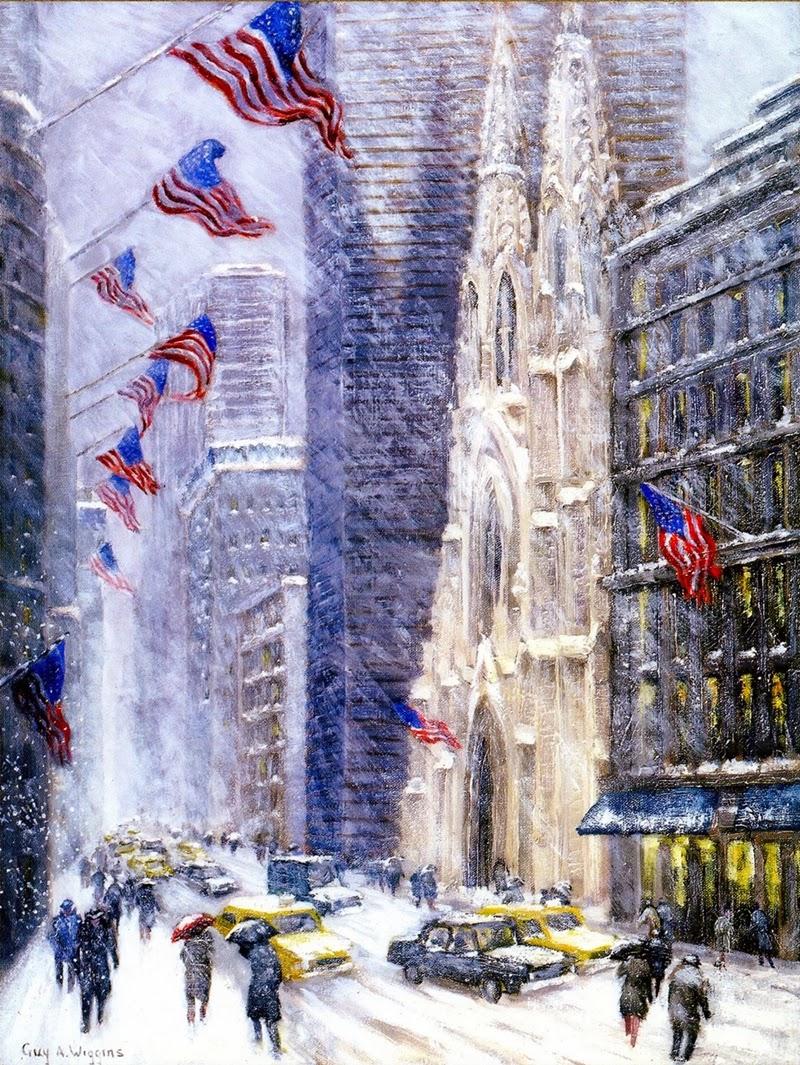 Artist Wiggins Flag Paintings