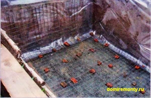 Правила постройки бассейна для бани