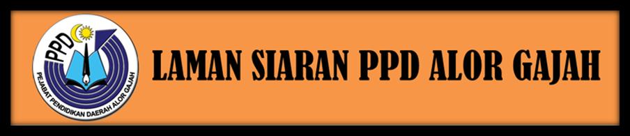 LAMAN SIARAN PPD ALOR GAJAH