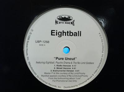 Eightball – Pure Uncut (VLS) (1998) (320 kbps)