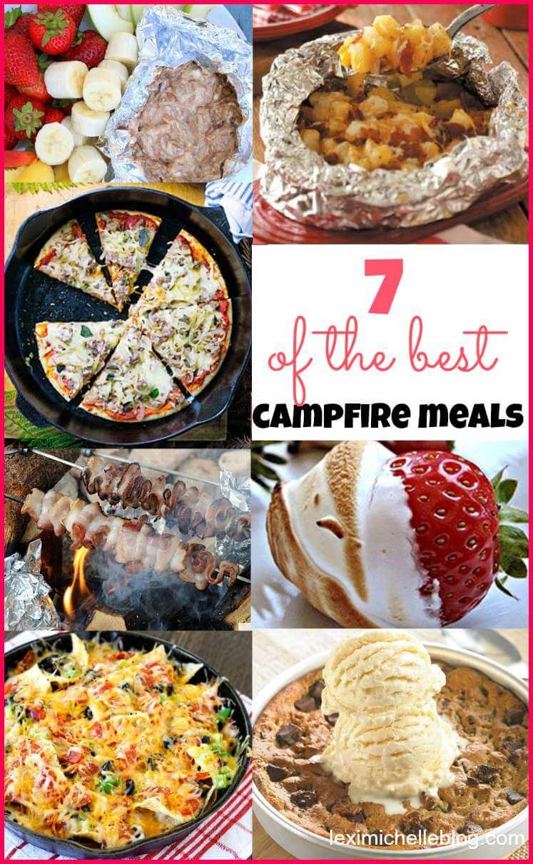 Lexi michelle blog unique delicious campfire meals for Unique meals
