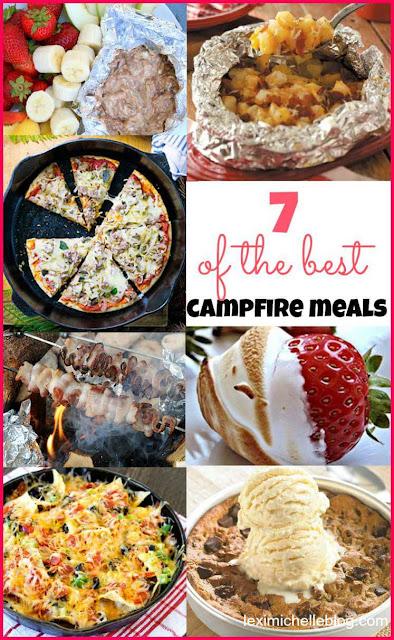 best campfire meals