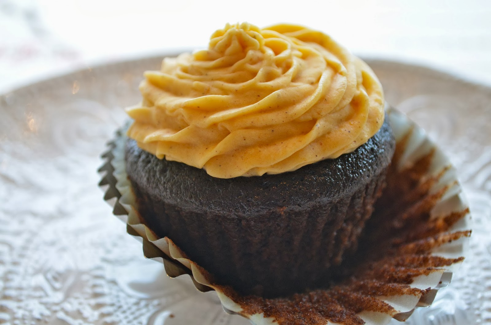 butter with you: pumpkin mocha cupcakes