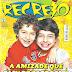 Revista Recreio - A Amizade que saiu de Carrossel