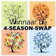 """Winnaar 4-Season-Swap op 04-03 2018 (#5) """"Sneeuwman"""""""