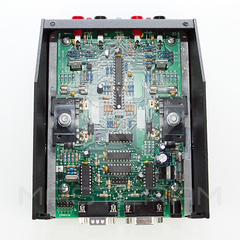 анализатора батарей Vencon