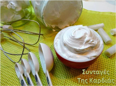 Κρέμα επικάλυψης marshmallow