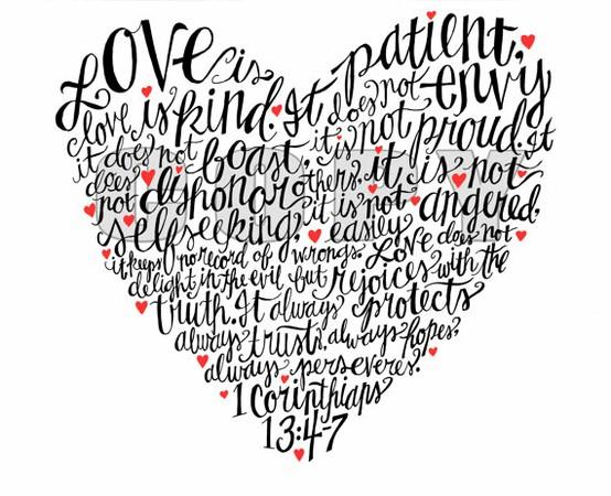 Nicole: My Life. My Blog.: Bible Verse Love on Pinterest