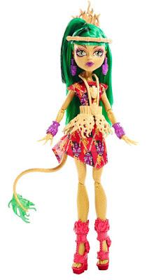 TOYS : JUGUETES - MONSTER HIGH  Ghoul's Getaway - Jinafire Long | Doll - Muñeca  Producto Oficial 2015 | Mattel DKX95 | A partir de 6 años  Comprar en Amazon España & buy Amazon USA