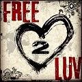 Free2Luv logo