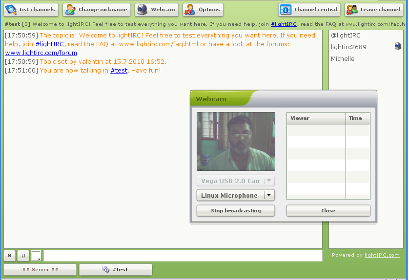 aol chat online