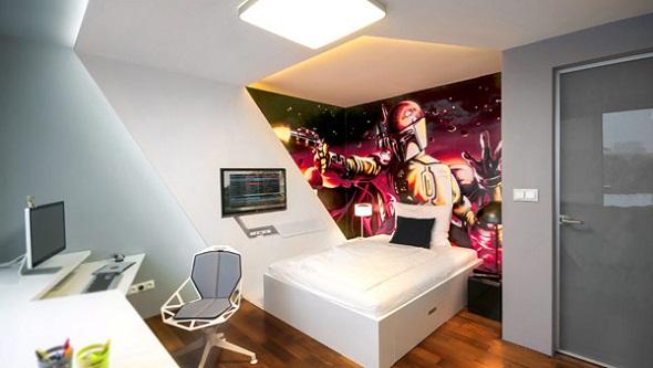 desain kamar tidur remaja modern slovakian crib desain