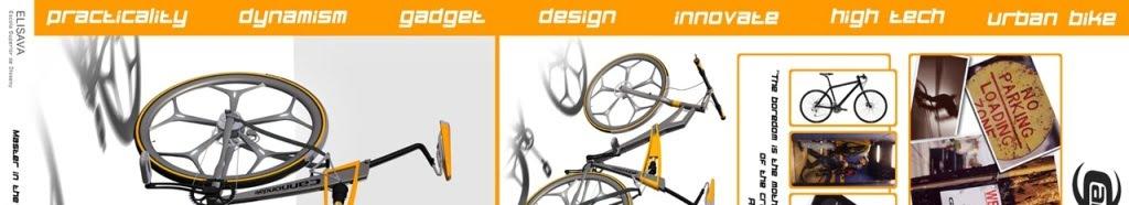Desain Modifikasi Sepeda
