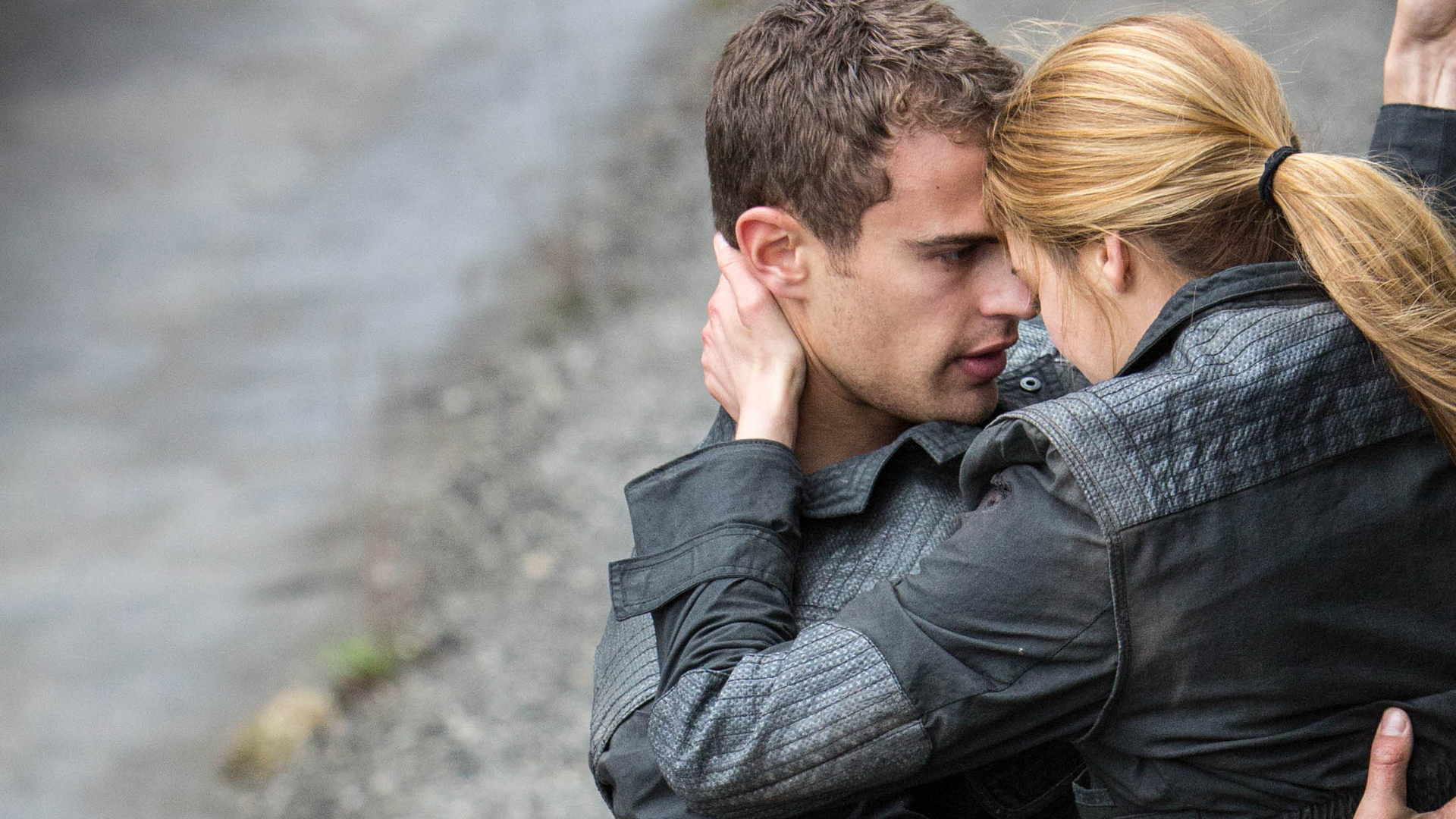 divergent movie tris and four - photo #8
